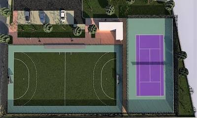 Καλαμάτα: Παραδόθηκε μελέτη για γήπεδο τένις και ποδοσφαίρου 5Χ5 στην Κοινότητα Αρφαρών