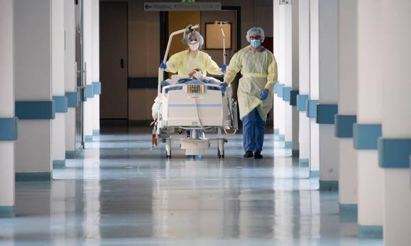 Πάτρα: Ασθενής με κορονοϊό το… «έσκασε» από το νοσοκομείο