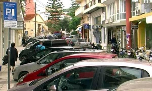 Επαναλειτουργία ελεγχόμενης στάθμευσης στο Άργος