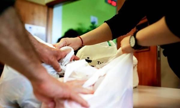 Διανομή προϊόντων Προγράμματος ΤΕΒΑ στην Γορτυνία