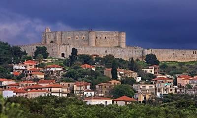 Δείτε τα πιο εντυπωσιακά κάστρα της Πελοποννήσου