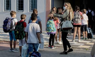 Σχολεία: Αντίστροφη μέτρηση για το «πρώτο κουδούνι» - Πώς θα λειτουργήσουν στις 13 Σεπτεμβρίου