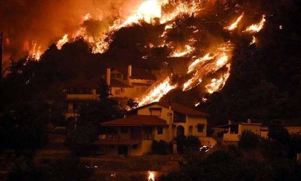 10 ερωτήματα ζητούν απαντήσεις για τις πυρκαγιές στην Ελλάδα!