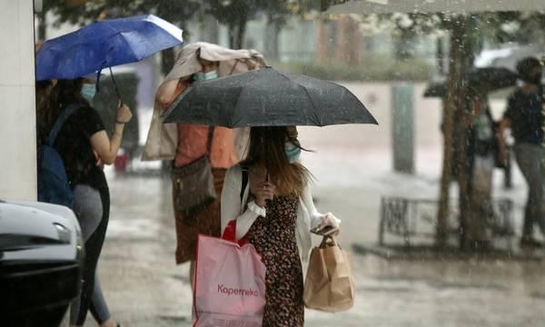 Καιρός: Με βροχές και καταιγίδες ξεκινά η εβδομάδα