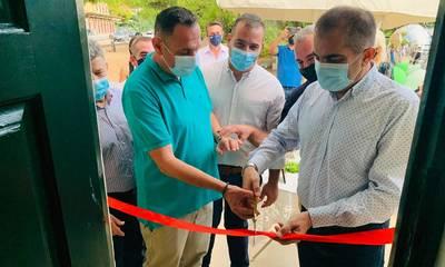 Καλαμάτα: Εγκαινιάστηκε το κτήριο που φιλοξενεί το Σύλλογο Κωφών και Βαρήκοων