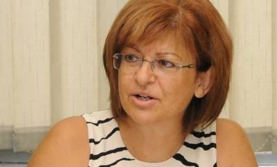 ΚΚΕ: Περιοδεία Διαμάντως Μανωλάκου στα καμένα της Ανατολικής Μάνης