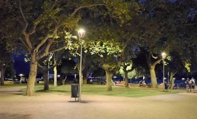 Καλαμάτα: Φως και χρώμα στο πάρκο του «Πανελληνίου»