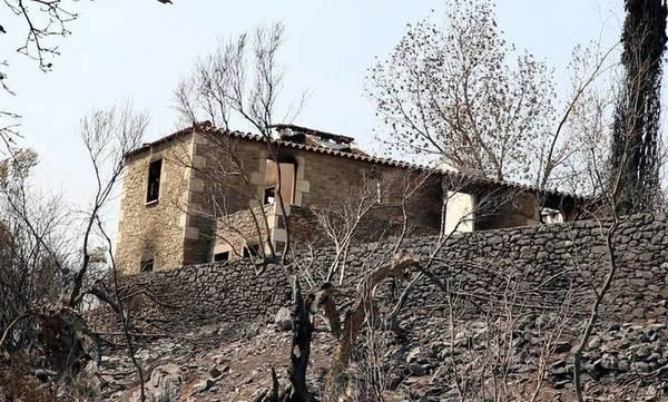 Δήμος Ανατολικής Μάνης: Τι προβλέπεται για τα καμένα κτίρια από τις πρόσφατες πυρκαγιές