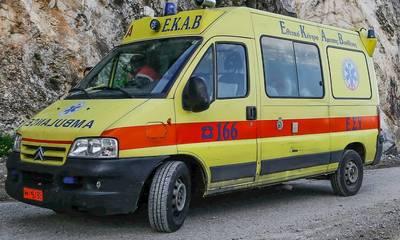 Τραγωδία στο Αίγιο: Νεκρός άνδρας έπειτα από πτώση του οχήματός του σε γκρεμό
