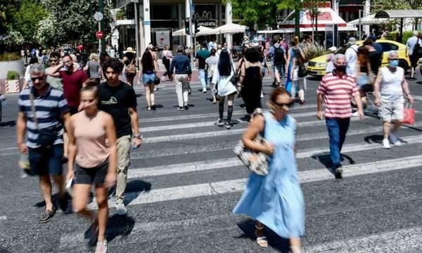 Κορονοϊός: 2.170 νέα κρούσματα και 43 θάνατοι το τελευταίο 24ωρο
