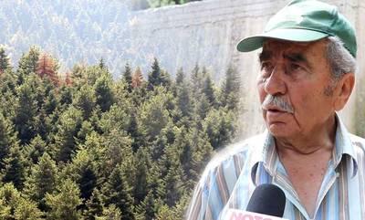 Ανύπαρκτες αντιπυρικές ζώνες – Αθωράκιστο το δάσος της Λουσίνας στον Ταϋγετο! (video-photos)