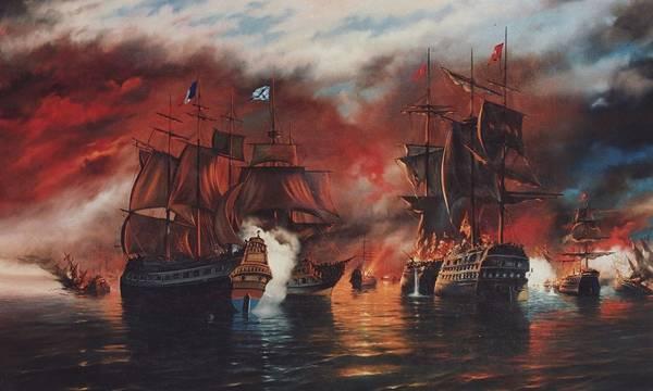 Επανάσταση 1821: Η αύρα της Επανάστασης ήταν θαλασσινή!