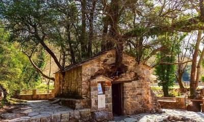 Το εκκλησάκι στην Πελοπόννησο με τα 17 δέντρα στη σκεπή που μπήκε στο Γκίνες