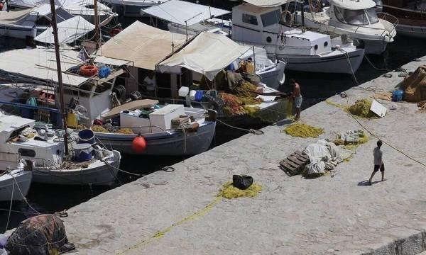 Αυτή είναι η λύση για τους αλιείς χωρίς VMS ή Ημερολόγιο Γέφυρας