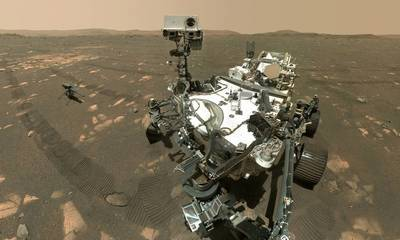 NASA: Μακρόχρονη έκθεση σε νερό φανερώνουν τα πετρώματα του Άρη που συνέλεξε το Perseverance