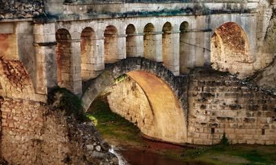 Η γέφυρα της Ευφροσύνης στην Πελοπόννησο και ο θρύλος με την κοπέλα