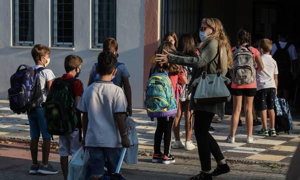 Σχολεία: Πώς θα λειτουργήσουν από αύριο - Τι ισχύει για τεστ, κρούσματα και τηλεκπαίδευση