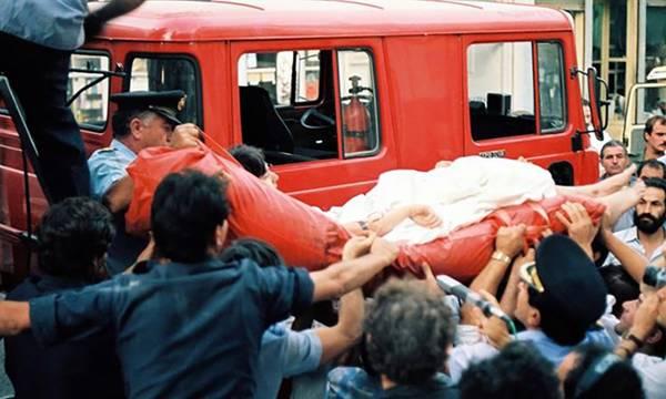 13 Σεπτεμβρίου 1986 - Σαν σήμερα, ο Εγκέλαδος «πλήγωσε» την Καλαμάτα