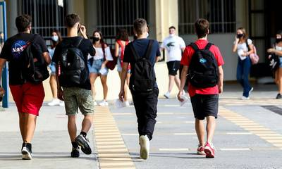Σχολεία: Επιστροφή στα θρανία - Πώς θα προσέρχονται στις αίθουσες μαθητές και εκπαιδευτικοί