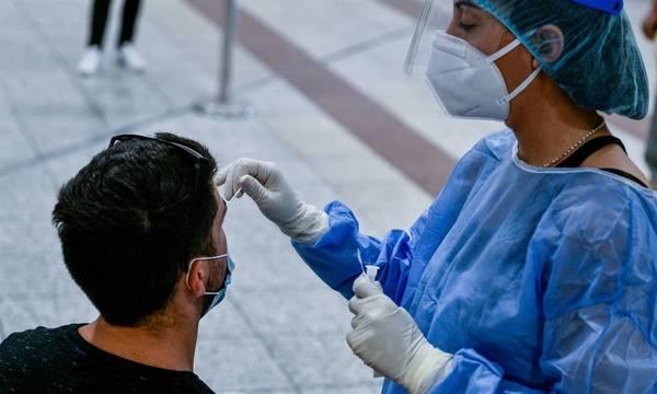 Πελοπόννησος: Εδώ μπορείτε να κάνετε rapid test