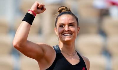 Νέο ρεκόρ καριέρας για την Σπαρτιάτισσα Μαρία Σάκκαρη - Για πρώτη φορά στη 13η θέση του κόσμου!