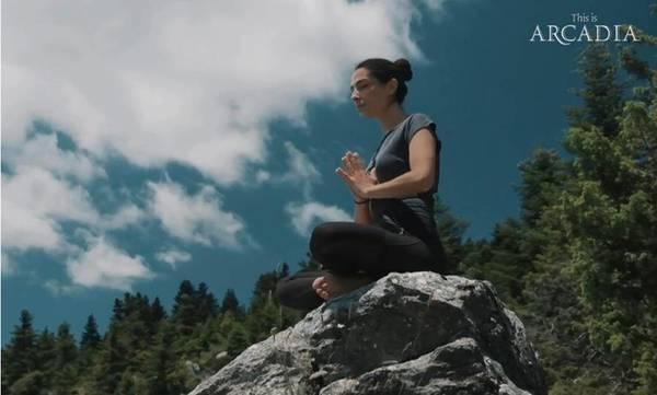 Το Εντυπωσιακό βίντεο «This is Arcadia» παρουσίασε στη 85η ΔΕΘ το Επιμελητήριο Αρκαδίας