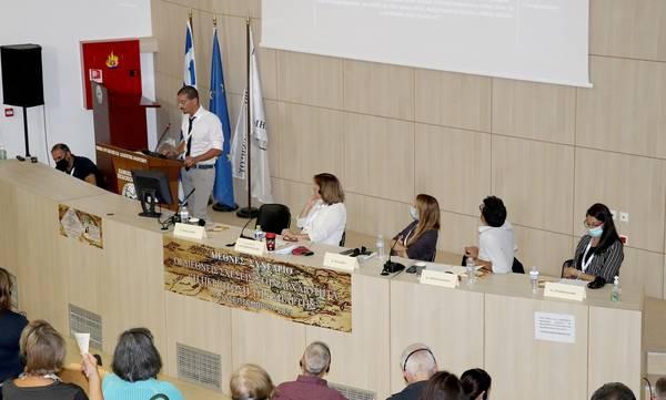 Ολοκληρώθηκαν αισίως οι εργασίες του Διεθνούς Συνεδρίου από το Ινστιτούτο Σπάρτης