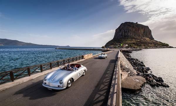 «Tour du Peloponnese»: Αγώνας Ιστορικών Αυτοκινήτων σε ένα ιστορικό τόπο!