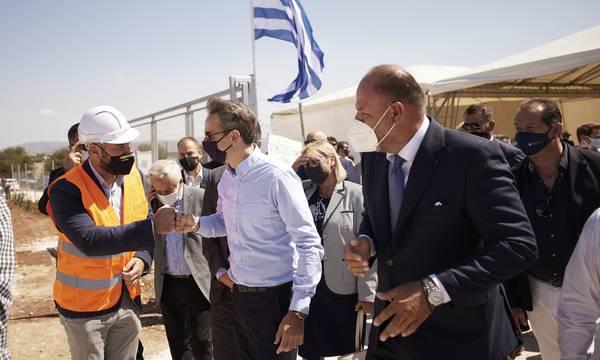 Μητσοτάκης από Κορινθία: Πρωταγωνιστής η Ελλάδα για μια Ευρώπη κλιματικά ουδέτερη