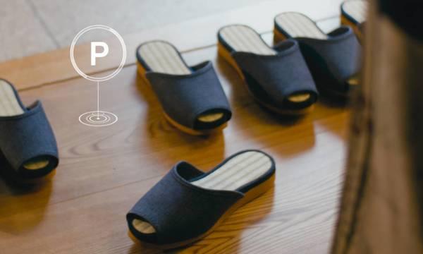 Ηλεκτρονικές παντόφλες που παρκάρουν σαν αυτοκίνητα; Μα τι άλλο θα σκεφτούν οι Γιαπωνέζοι; (video)