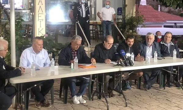Παρεμβάσεις ύψους 3,2 εκ€ από την Περιφέρεια Πελοποννήσου στον πυρόπληκτο Δήμο Μεγαλόπολης