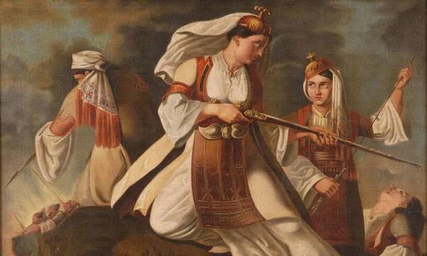 Ποια ήταν η Σταυριάνα Σάββαινα από το Παρόρι της Σπάρτης;