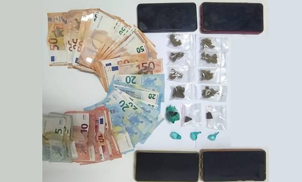 Συλλήψεις στην Πελοπόννησο για κλοπές, ναρκωτικά και όπλα!