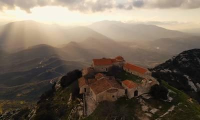 Όρος Ιθώμη: Η ιερή κορυφή των Μεσσήνιων