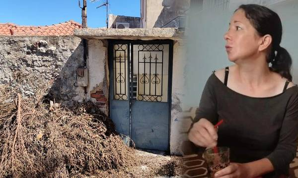 Έγκλημα στην Κυπαρισσία: Παραδόθηκε ο 39χρονος πρώην σύντροφος της Μόνικα που βρέθηκε τσιμεντωμένη