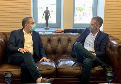 Κώστας Μπακογιάννης: «Η Καλαμάτα είναι το απόλυτο αυτοδιοικητικό success story»