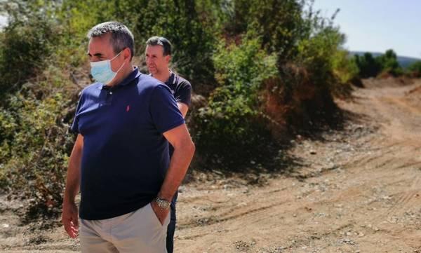 «Τρέχουμε αντιπλημμυρικά έργα αξίας 1.800.000 € στο Δήμο Τρίπολης» (video)