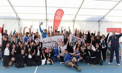 Οι Special Olympics Hellas επισκέπτονται την όμορφη Βαμβακού Λακωνίας!