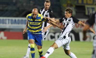 Αστέρας Τρίπολης-ΠΑΟΚ 0-1: Τα highlights του αγώνα