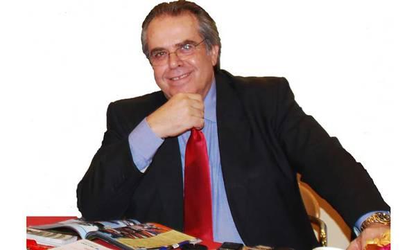 Ο Δημήτρης Πολλάλης ξανά παρών στο Ξενοδοχειακό Επιμελητήριο Ελλάδος