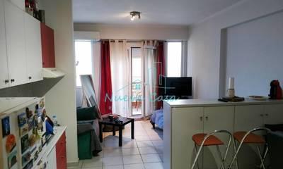Eνοικιάζεται διαμέρισμα 35τ.μ. στην Πάτρα