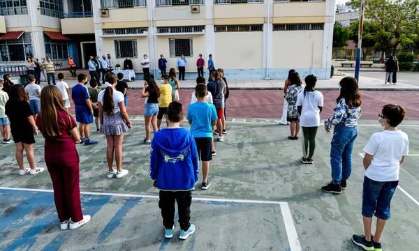 Κορονοϊός - Σχολεία: Ενημέρωση του ΕΟΔΥ κάθε Τετάρτη για τους μαθητές 4 - 17 ετών που νοσούν