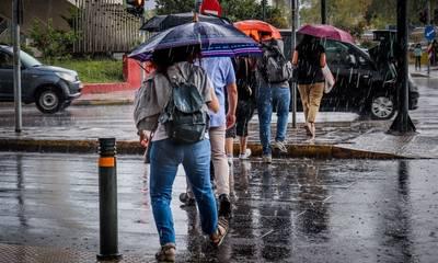 Καιρός: Υποχώρηση της θερμοκρασίας - Πού θα σημειωθούν βροχές