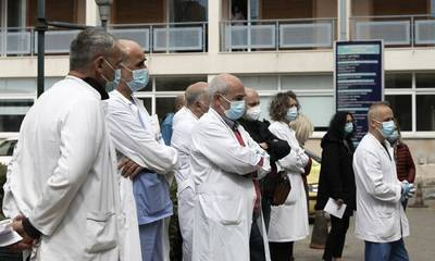 Πανελλαδική στάση εργασίας στα Δημόσια Νοσοκομεία από την ΠΟΕΔΗΝ