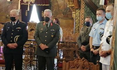 Η Λακωνία τίμησε την επέτειο των 99 χρόνων από τη Γενοκτονία των Ελλήνων της Μικράς Ασίας