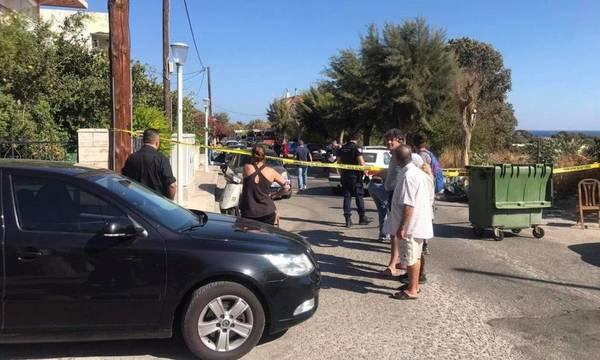 Ρόδος: Σκότωσε την πρώην κοπέλα του στη μέση του δρόμου και αυτοκτόνησε - Το σημείωμα του δράστη