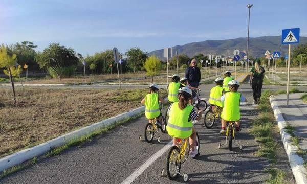 Ποδηλατοβόλτα στην Καλαμάτα στο πλαίσιο της Ευρωπαϊκής Εβδομάδας Κινητικότητας