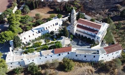 Γιορτάζει σήμερα η Παναγία της Μυρτιδιώτισσας στα Κύθηρα
