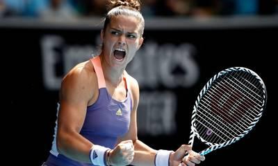 Στον τελικό του Ostrava Open η Μαρία Σάκκαρη! (video)