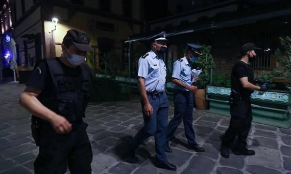 Πελοπόννησος: Πρόστιμα 18.400 € για παράβαση μέτρων Covid - Τέσσερα «λουκέτα» σε επιχειρήσεις